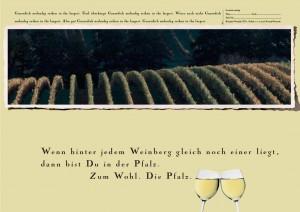 Anzeigen für die Pfalz