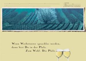 Headlines für Anzeigen, die Pfalz
