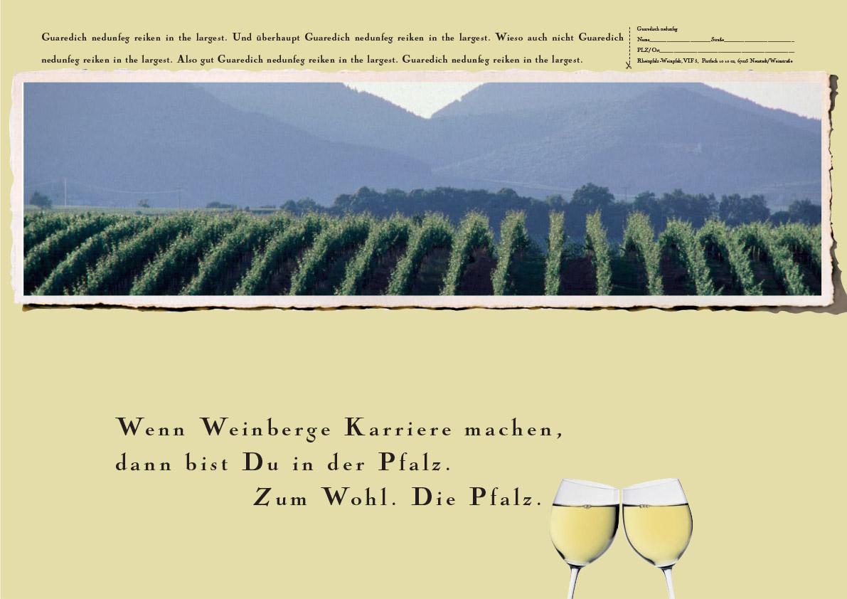 Anzeigen Headlines für die Pfalz