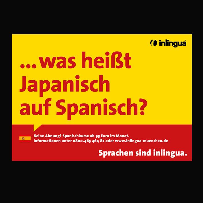PlakatKampagne mit lustigen Headlines