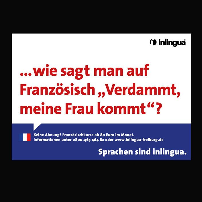 Headlines für die SprachschuleInlingua