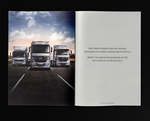 Mercedes: Geschichten in Öl - Text zum Thema