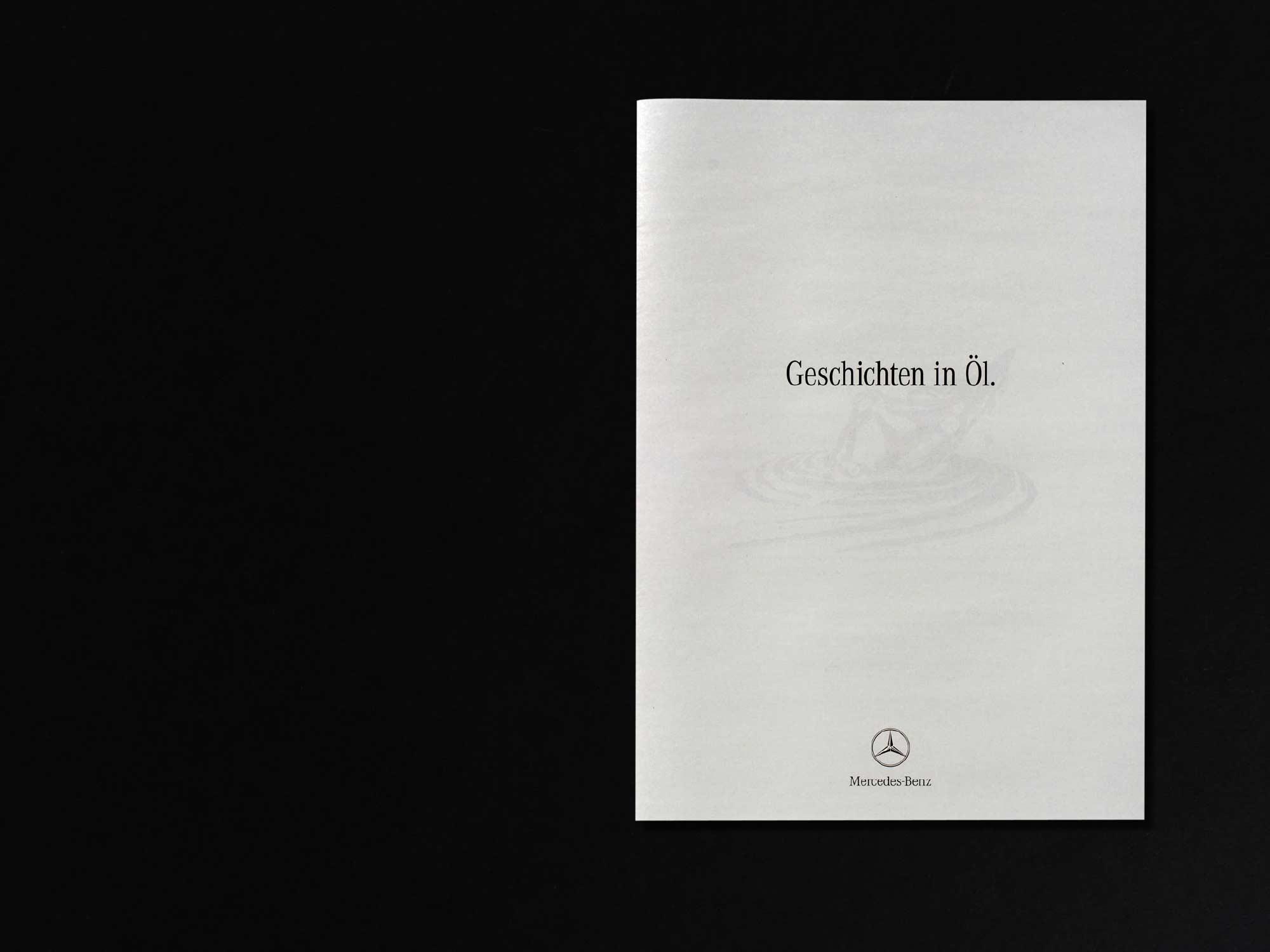 Storytelling für Mercedes