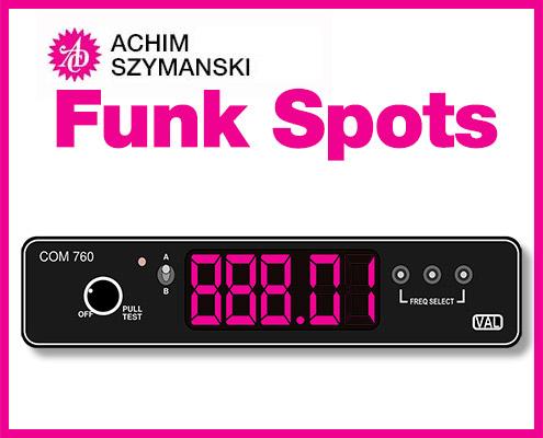 Funk Spots McDonalds von Achim Szymanski
