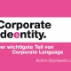 Ideen für Corporate Language