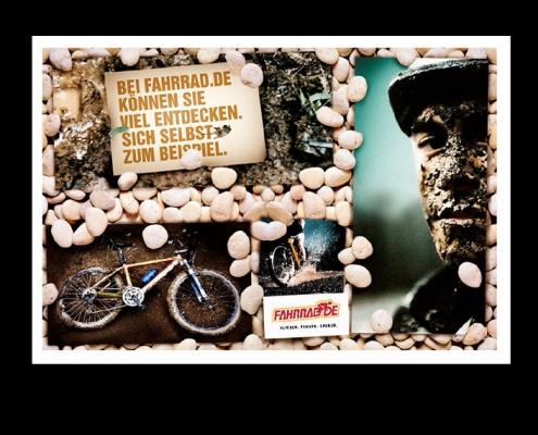Headline Alternative für Fahrrad.de