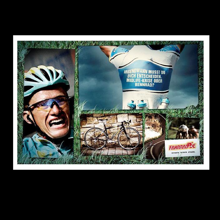 Fahrrad.de - Headline Alternative