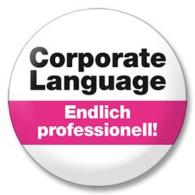 Corporate Language Button