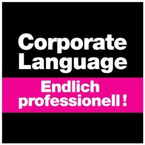 Corporate Language - Endlich professionell - Logo