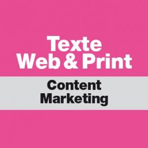 Perfekte Texte Web und Print