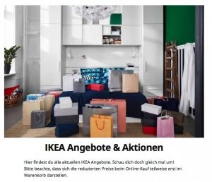 """Corporate Language bei IKEA Beispiel """"Angebot"""""""