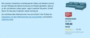 Web-Texte IKEA Beispiel Unternehmenssprache